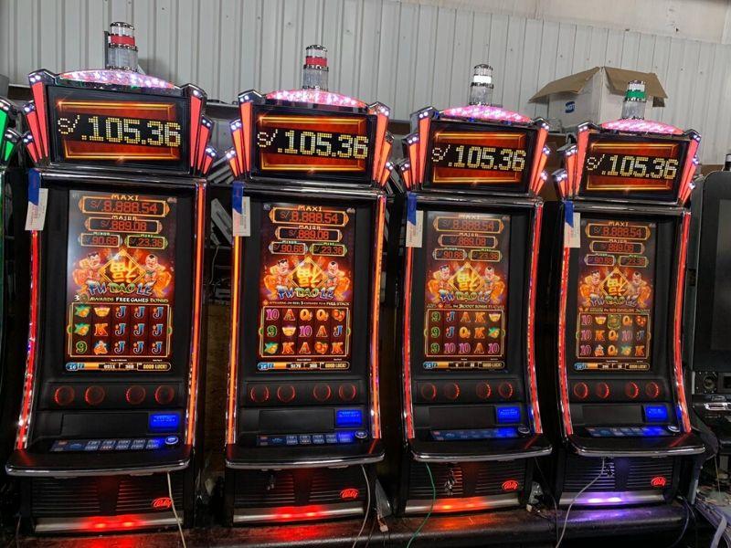 Fu Dao Le Slot Machine For Sale